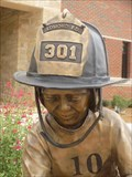 Image for New Edmond fire station features statue in honor of boy tragically killed in LibertyFest Parade - Edmond, OK