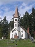 Image for St. Ann's Church, Quamichan  -  Duncan, BC