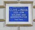 Image for Clive of India - Berkeley Square, London, UK