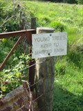 Image for Be Careful Young Trees, Glas Pwll, Machynlleth, Ceredigion, Wales, UK