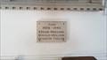 Image for Memorial Tablet - All Saints - Sutton Mandeville, Wiltshire