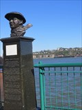 Image for Plaque du monument de Clarence Gagnon - Québec, Québec