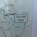 Image for You Are Here - Gella Bridge, Glen Clova, Angus.
