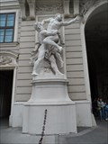 Image for Hercules Winning  -  Vienna, Austria