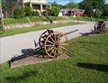 Image for South Connellsville Veteran's Memorial Cannons - South Connellsville, Pennsylvania