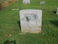 Image for John Ridge - Polson Cemetery - Grove, Ok.
