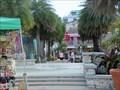 Image for Pompey Square Fountain - Nassau, Bahamas