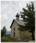 Image for Le clocher de la chapelle Saint Claude - Saint Sauveur, France
