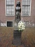 Image for Anne Frank - Amsterdam, Netherlands