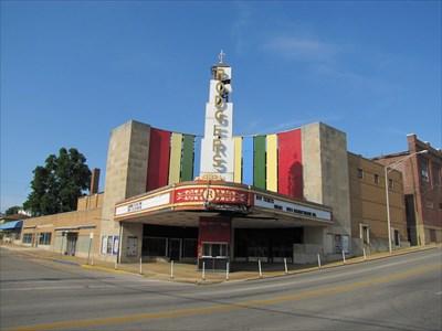 rodgers theatre building poplar bluff missouri us