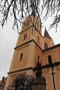 Image for Bell Tower - Kostel svatého Jana Nepomuckého - Plzen, Plzenský kraj, Czechia