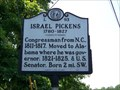 Image for L 93  Israel Pickens  1780-1827