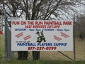 Image for Fun On The Run Paintball Park -  Fort Worth, Texas