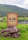 Image for Glade, BC - Population 300
