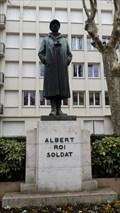 Image for Roi Albert 1er de Belgique - Vichy - France