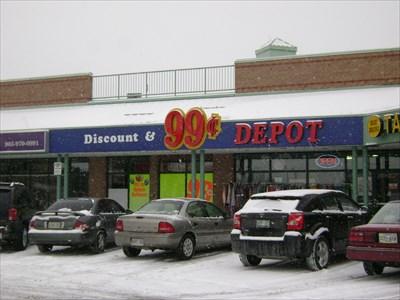 discount 99 cent depot brampton ontario canada dollar stores on. Black Bedroom Furniture Sets. Home Design Ideas