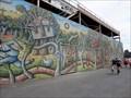 Image for Millenial Wallscape, Triumph of the Gum - Sydney, AU