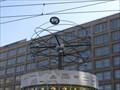 Image for Solar system, Alexanderplatz, Berlin, BE, DE, EU