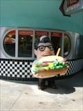 Image for Mel's Big Burger Guy- Universal Studios, CA
