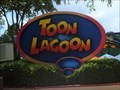 Image for Toon Lagoon Sign - Universal's Islands of Adventure, Orlando, FL.