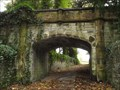 Image for Arch Bridge Over Canal Tunnel Horse Path - Romiley, UK