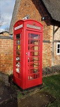Image for Red Telephone Box - Main Street - Tur Langton, Leicestershire