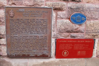 heritage plaques