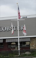 Image for Red Lobster Nautical Flag Pole - Citrus Heights, CA