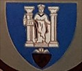Image for Arms of the See of Sodor and Man - Bride, Isle of Man