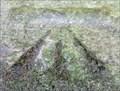Image for Cut Bench Mark - Upper Richmond Road, London, UK