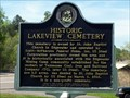 Image for Historic Lakeview Cemetery - Maytown, AL