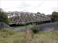 Image for Knutsford Road Swing Bridge Over The Manchester Ship Canal - Thelwall, UK
