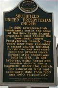 Image for Southfield United Presbyterian Church