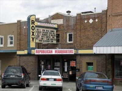 Shelby MT – Less Beaten Paths of America Travel Blog |Roxy Theatre Montana