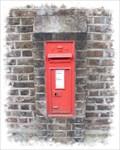 Image for Victorian Post Box - The Street, Sholden, Kent, UK.