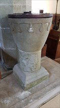 Image for Norman Font - St James - Ansty, Wiltshire