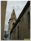 Image for L'église Saint Jean-Baptiste - Barrême, France