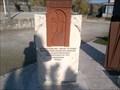Image for La stèle du génocide arménien - Tours - France