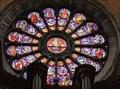 Image for La Rosace de la Cathédrale Notre-Dame - Tournai, Belgium