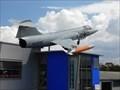 Image for F-104G Starfighter - Zuffenhausen, Germany, BW