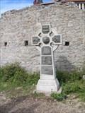 Image for La croix celtique de la Pointe du Raz-Bretagne-France
