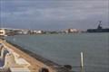 Image for Corpus Christi Seawall – Corpus Christi, TX; Texas Historic Civil Engineering Landmark