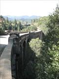 Image for Harlan D. Miller Memorial Bridge-Dog Creek Bridge- near Vollmers California