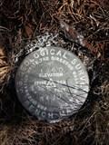 Image for USGS '84 JD 1960' BM - Modoc County, CA
