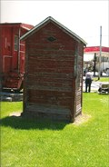 Image for Depot Privy - Wellsville, MO