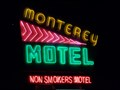 Image for Monterey Motel - Artistic Neon - Albuquerque, New Mexico, USA.