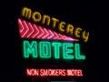 Image for Monterey Motel - Artistic Neon - Albuquerque, New Mexico, USA.