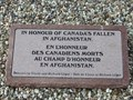Image for Afghanistan-Iraq War Memorial – Royal Canadian Legion - Ottawa, Ontario