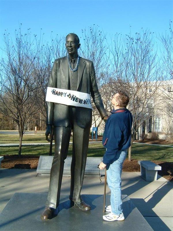 Robert Pershing Wadlow And His Chair Alton Illinois