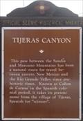 Image for Tijeras Canyon - Tijeras, New Mexico